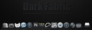 Dark Fabric for XWD2.0i by technoseven