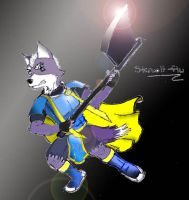 Starwolf-Ftw by kaze-fox