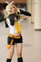 Kagamine Rin by elpheal