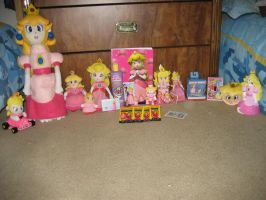 Update on my peach collection by peachnamyfan