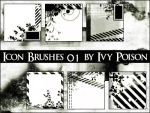 Icon Set I by ivy-poison