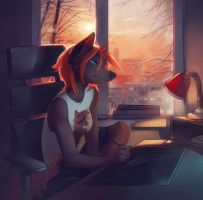 warm by Orphen-Sirius