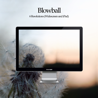 Blowball Wallpaper by dozy-de
