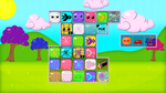 Cute animal match 3 game pack by Hordana