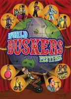 World Buskers Festival Poster by CptMunta