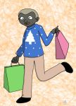 Ugly Sweater Shopping by regularshow96
