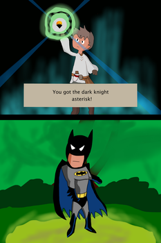 Tiz gets the Dark Knight Asterisk by SuperpowerOfTeamwork