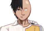 One Punch Man: Past and Present by EzmeAG98