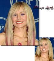 Change Look  Kristen Bell by xaide89