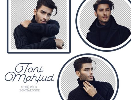 PACK PNG 94 // TONI MAHFUD by Bonitarogue
