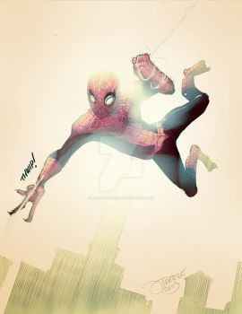 019 - Superior Spider-Man by JeremyTreece