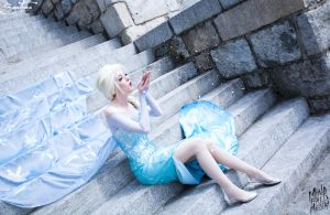 Elsa, Ellicott City Photoshoot 2014 by MindFall