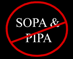 No to SOPA or PIPA by rossriders