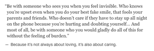 Loving and Caring by Pisces--Dreamer