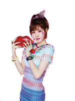 SNSD Seohyun Kiss Me Baby-G Casio ~PNG~ by JaslynKpopPngs