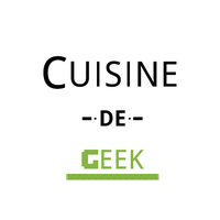 Cuisine de Geek by Epistol