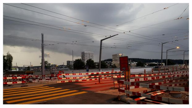 Zurich before the storm by 13-septembre