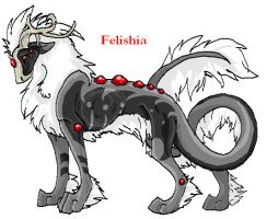 Felishia by Wolveslair