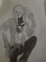 Gunji (re-upload) by BizarreDollxX