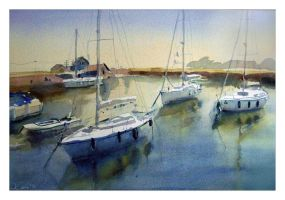 Courtown Green Fixed by katekos-art