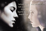 Katy and Marina - Who Are We Living For? by stoni95