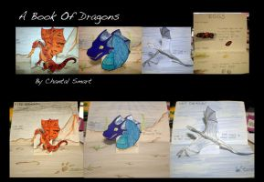 The Book Of Dragons by Imva