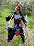 Dynasty Warriors 6 Lu Bu by DDark79