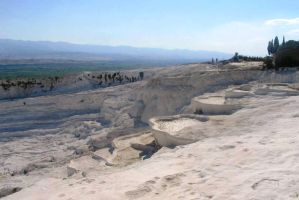 Turkey. Pamukkale by elodie50a