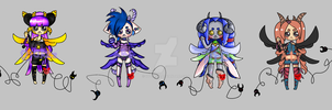 Skull Twitchies  GROUP COLLAB {OPEN} by Yu-Tanni