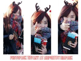 Photopack Tiffany at airport by RiA by RiAPark