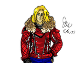 SF AU - Ken's New Coat by randomfan11