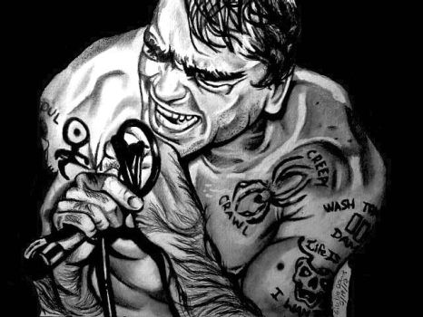 Henry Rollins by LexiconDevil14