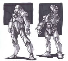 Iron man concepts by browniedjhs
