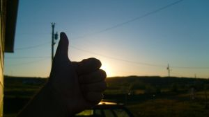 Sunset Approved by CJ5