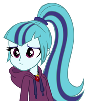 Sonata Being Adorable In a Hoodie by MrPiBB-93