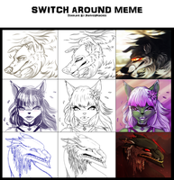 Switcharound Meme I by Equive