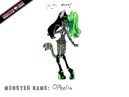 Entry : Ophelia by Spookie-Sweets