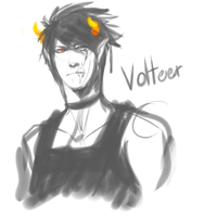 Volteer sketch by JJ-Power