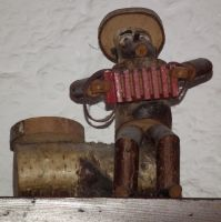 Wooden Musician 2 by Limited-Vision-Stock