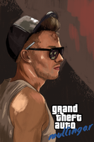 Criminal!Liam [1d!Gta] by danny-spikes