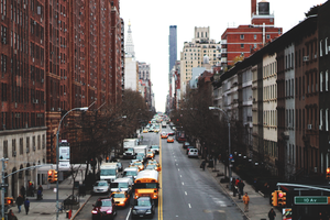 Street off of 10th Avenue by adriengnotpiy