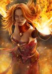 Lina - DOTA2 by doneplay