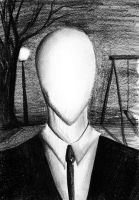 Slenderman by matex98