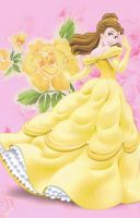 disney princess belle 2 by danielle15jr