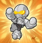 MR25 Eagle Robo by MattMoylan