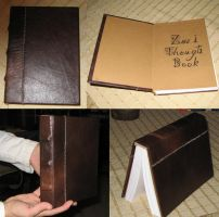 Handmade Book4 by NoraDevius