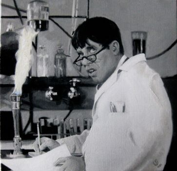 Jerry Lewis - Nutty Professor by guaya