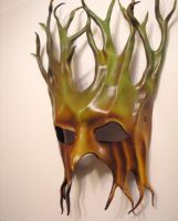Leather Mask of a Tree by teonova