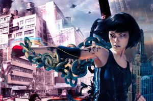 Mirror's Edge by SamAC4