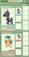 PMD-E - Merchant App - The Poppets by Miss-Callie-Rose